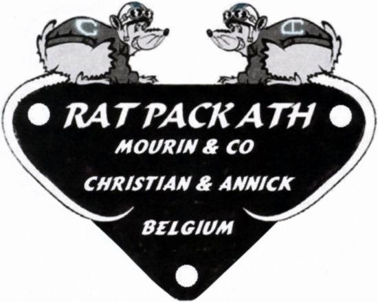 RAT LOGO Christian et Annick 2001