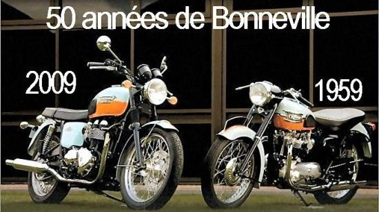 50 ans de Bonneville