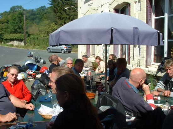 Photos de la Balade du 14 Septembre 2008