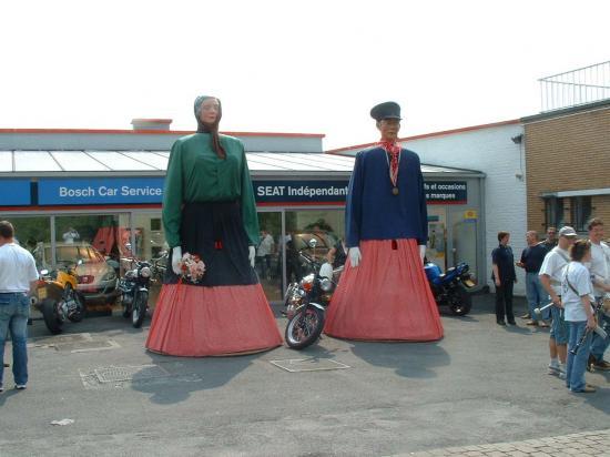Portes ouvertes Juin 2007