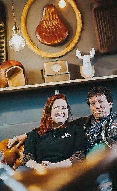 Cuir Concept les Artisans du cuir en motos et autos