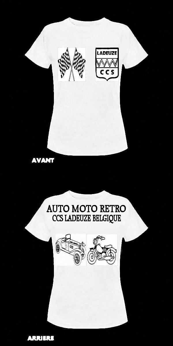 T shirt 2 ccs vente juin 2015